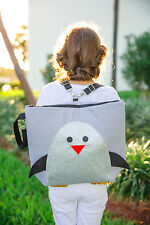 Chili Penguin-Forever Young Wet Pack-Back Pack By Nikiani-Adorable-Washable-