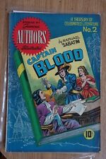 Stories by Famous Authors Illustrated #2 (1950, Vol. 1) Captain Blood