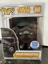 Funko Pop Mudtrooper #248 Star Shop Exclusive Limited Edition w/ Protector