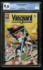 VANGUARD ILLUSTRATED #2 (1984) CGC 9.6 1st APPEARANCE STARGRAZERS