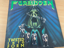 Forbidden Twisted 1990 Release LP #F
