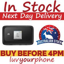 Telstra 4GX Wi-Fi ZTE MF910 Black 4G Pocket Modem Locked to Telstra