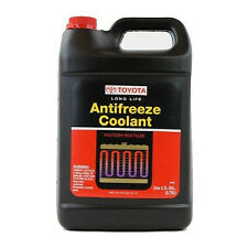 Genuine Toyota Long Life Red Coolant Antifreeze Gallon W 00272-1LLAC-01