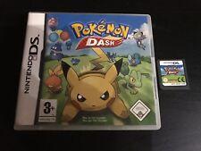 NINTENDO DS : pokemon dash