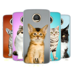 HEAD CASE DESIGNS POPULAR CAT BREEDS SOFT GEL CASE FOR MOTOROLA PHONES