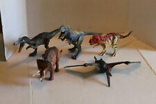 Jurassic Park World Baryonyx Triceratops Allosaurus Ceratosaurus Pterandon Nice