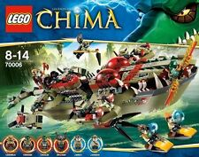 Lego Legends of Chima 70006 Craggers Command Ship