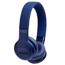 JBL Live 400Bt On Ear Wireless Headphones BLUE