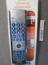 Philips Universal Remote Control - DTV Converter Box Large Glow Keys