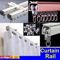 SHOWER CURTAIN TRACK Curved Hospital medical Rail Bend  Wheelchair Invalid Alu