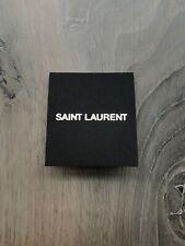 SAINT LAURENT PARIS Matches ANTHONY VACCARELLO - RIVE DROITE
