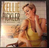 Kellie Pickler Signed The Woman I Am Record Album LP Autograph