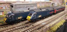 Dapol 2d-019-008 Class 43 Hst Gner Blue 43106/109 4 Car Set
