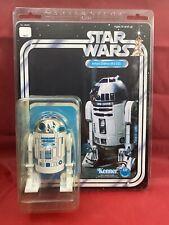 "R2-D2 Artoo-Detoo 12"" STAR WARS Gentle Giant Jumbo NEW MOC Beat Up Package"