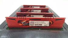 LOT 4 G.SKILL F3-2133C11D-16GAR 8GB 2Rx8 DDR3 PC3-17000 2133 NON ECC MEMORY RAM