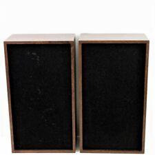 MAGNAVOX Air Suspension Speakers PAIR 2-Way Model SF 2517