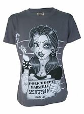 Cotton Crew Neck Disney T-Shirts for Women