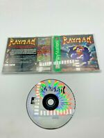 Sony PlayStation 1 PS1 CIB Complete Tested Rayman Ships Fast