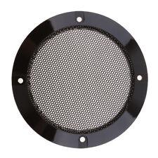 4inch Car Audio Speaker Cover Decorative Circle Metal Mesh Grille