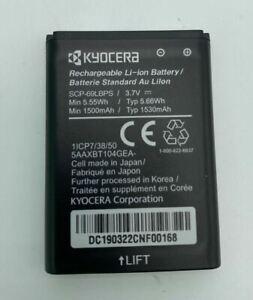 OEM Spec SCP-69LBPS Battery for Kyocera DuraXE E4710 DuraXTP E4281 E4510 1530mAh