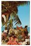 Vintage Postcard Ladies with Fresh Coconuts Jamaica West Indies  K3