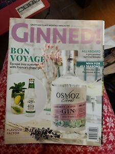 GINNED! MAGAZINE July 2018 Volume 45 Excellent Condition