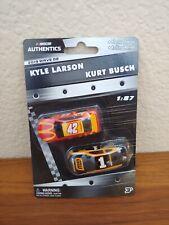 2019 Wave 2 Kurt Busch Kyle Larson Ganassi Team 1/87 NASCAR Authentics Twin Pack