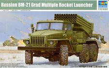 Trumpeter 1:3 5 01013: Lanciarazzi Russian BM-21 - PRECEDENTE VERSIONE