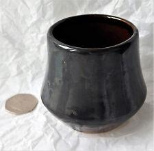 BEDDGELERT Welsh studio pottery pot posy vase Bethgelert Wales decorative 3 inch