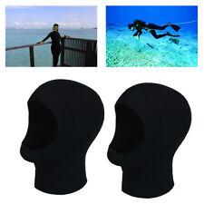 3mm Neoprene Scuba Diving Cap Snorkeling Hat Hood Winter Swim Water Activities