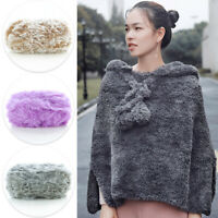 50g Soft Fluffy Faux Fur Yarn Hat Scarf Cardigan Sweater Hand Knitting Wool Yarn
