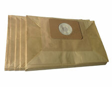 5 Dust hoover Bags for Numatic GEORGE CHARLES EDWARD Vacuum Cleaner NVM2BH