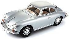 1961 Porsche 356b Coupe Azul 1 18 Bburago 12026