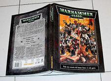 Manuale WARHAMMER 40.000 Regolamento base ITALIANO Games Workshop Guida 40000