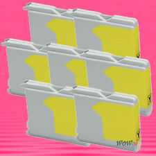 7P LC51Y YELLOW INK CARTRIDGE FOR BROTHER DCP 130C 340C