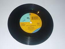 "TAJA SEVELLE - Love Is Contagious - 1987 UK 7"" Vinyl Single"
