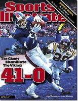 January 22, 2001 Armani Toomer New York Giants Sports Illustrated