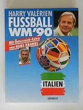 Harry Valerien Fussball WM 90 Österreich Extra Hans Krankl Italien Südwest