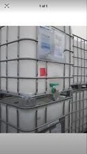1000 Litre IBC water tanks Allotment Animals Diesel Storage Bio Fuel Garages