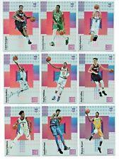 2017-18 Panini Status - Mixed Rookie (RC) NBA Basketball Cards (9 Cards)