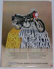 Advert Pubblicità 1978 BENELLI 354 SPORT