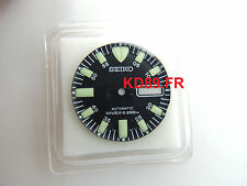 Genuine BLACK Dial SEIKO 7S26-0350 SKX779 Black Monster Automatic Diver's