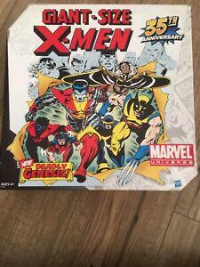 Marvel 35th Anniversary X-Men 3.75 Inch