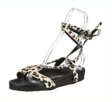 new BIRKENSTOCK by H. Klum Sling Back Sandals MALINDI Leopard US7 EU38 UK5 rare