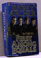 FIRST AMONG EQUALS - J. Archer [Libro]