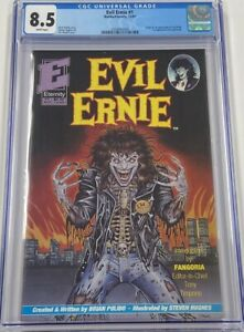Eternity Evil Ernie #1 CGC 8.5 1st Appearance of Lady Death Brian Pulido Malibu