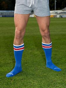 Barcode Berlin Sports Socks Rib Berlin Blue Men's Socks 90156/803 Quick Delivery