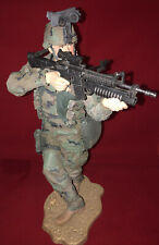 """McFarlane Military 12"""" Inch Army Paratrooper McFarlane's Soldiers Deluxe Figure"""