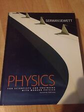 PHYSICS TEXTBOOK: For Scientists and Engineers (Like New) 7th Edition