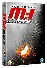 Mission Impossible: Ultimate DVD Trilogy - Free Postage